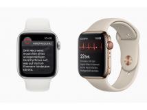 Apple gibt EKG-App der Apple Watch für Deutschland frei