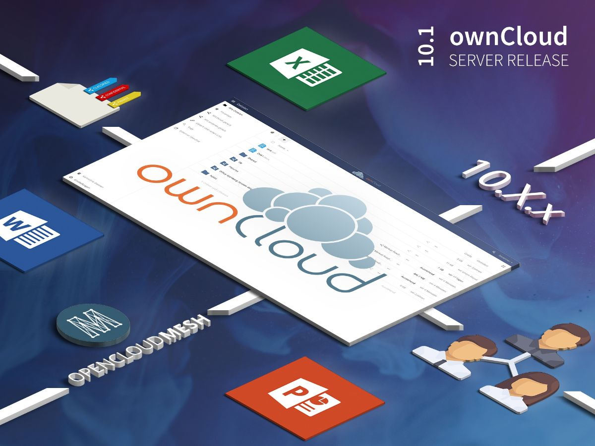 ownCloud Server 10.1: Microsoft Office Online Server und Alternativen nutzen