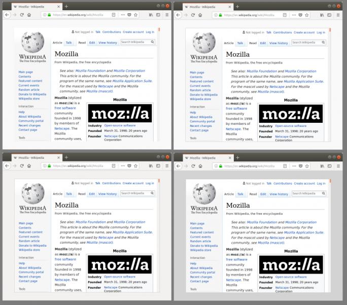 Firefox Letterboxing (Bild: Mozilla)