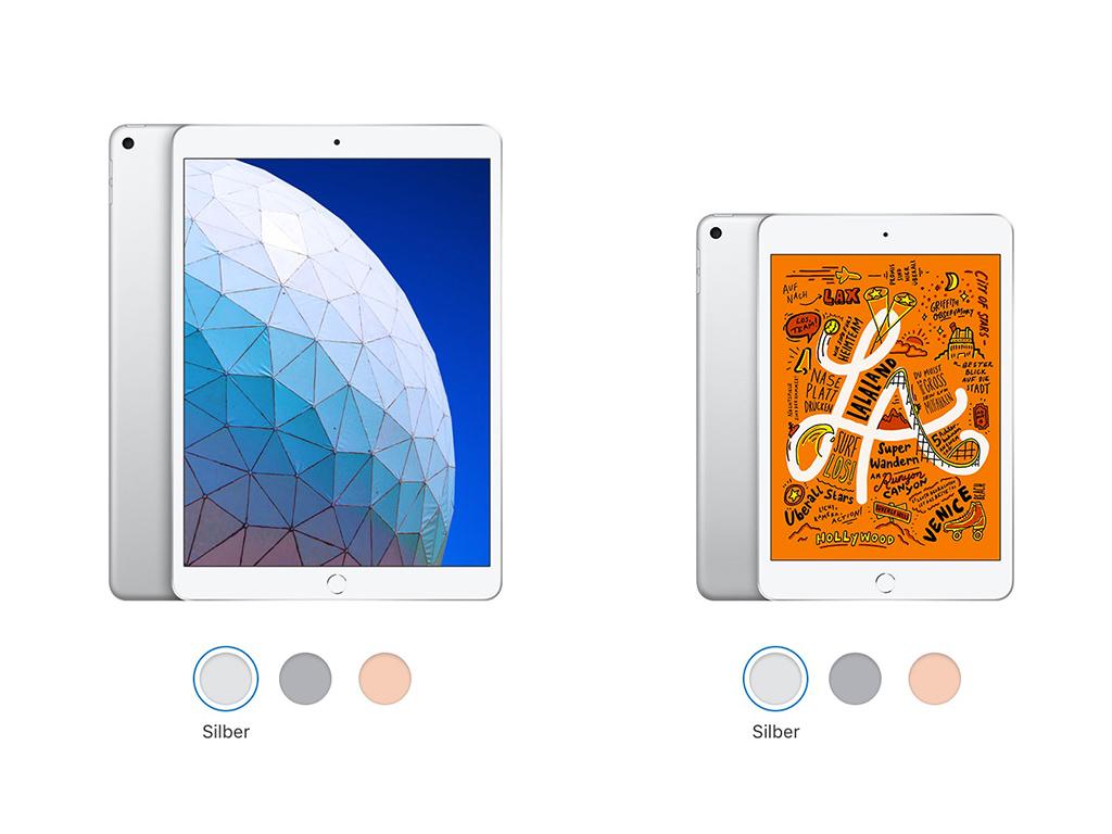 Apple stellt iPad Air 10,5 und iPad mini mit A12 Bionic vor