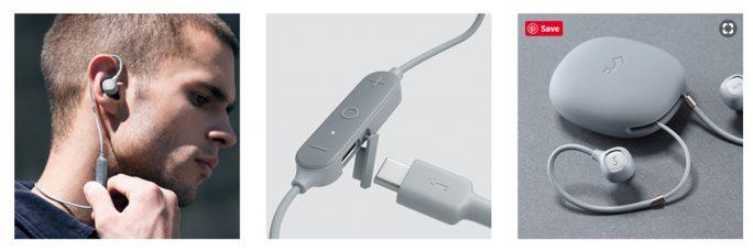 Aukey EP-B80: USB-C (Bild: Aukey)