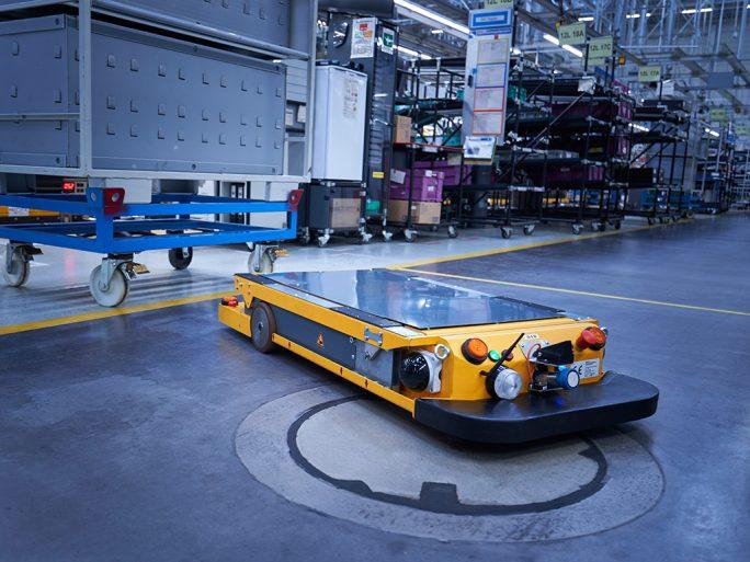 BMW und Microsoft führen Open Manufacturing Platform ein (Bild: BMW)