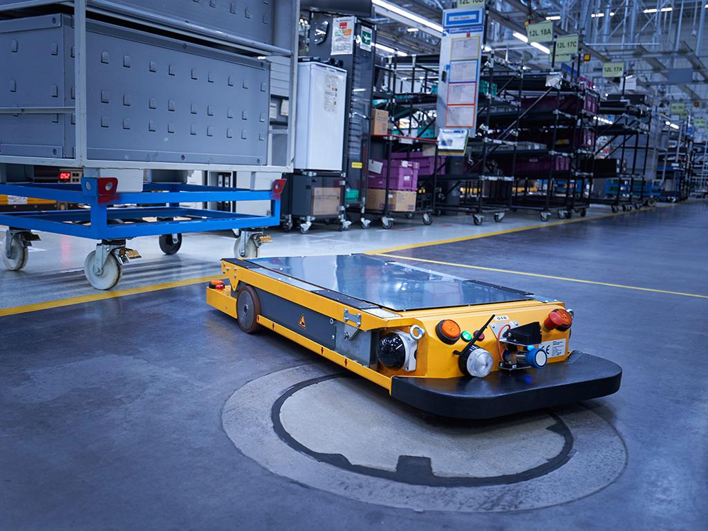 BMW Und Microsoft Fuhren Open Manufacturing Platform Ein