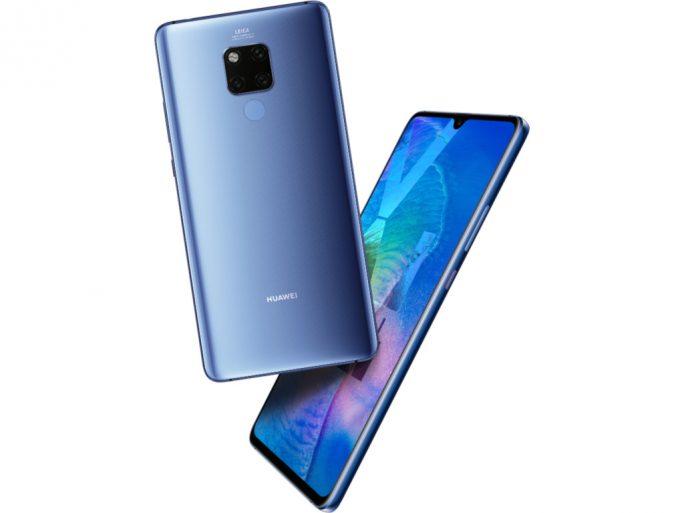 Huawei Mate 20 X (Bild: Huawei)