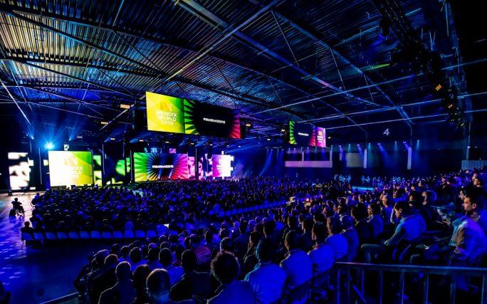 Keynote Derek Roos, CEO und Gründer von Mendix (Bild: Mendix)