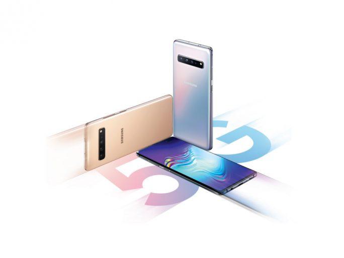 Samsung Galaxy S10 5G (Bild: Samsung)