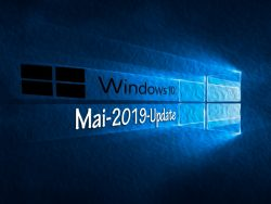 Windows 10 19H1 Mai-2019-Update (Bild: ZDNet.de)