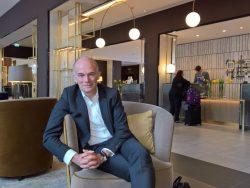 """Wir dürfen Zertifikate in vielen Ländern Europas ausgeben"""", Roman Brunner, Managing Director Emerging Markets Europa bei Digicert +QuoVadis (Bild: Ariane Rüdiger)"""