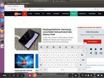 Samsung stellt Linux on Dex ein