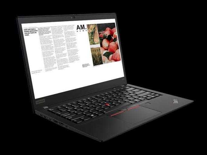 ThinkPad T495s (Bild: Lenovo)