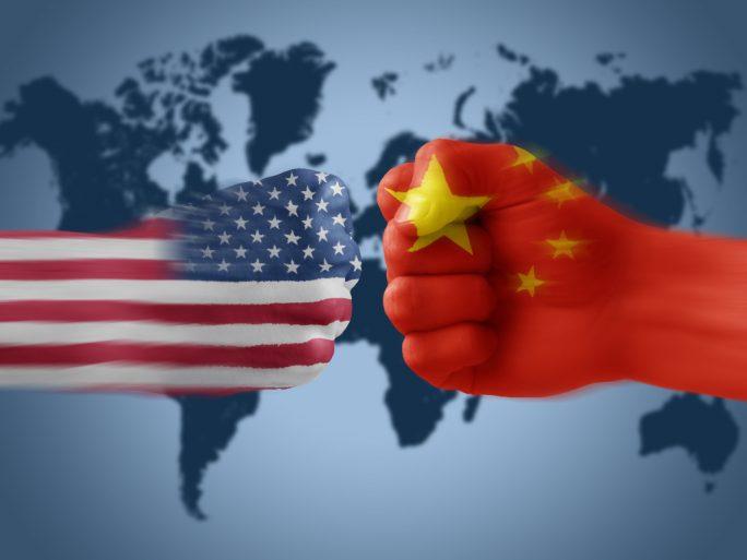 Handelsstreit USA-China (Bild: Shutterstock)
