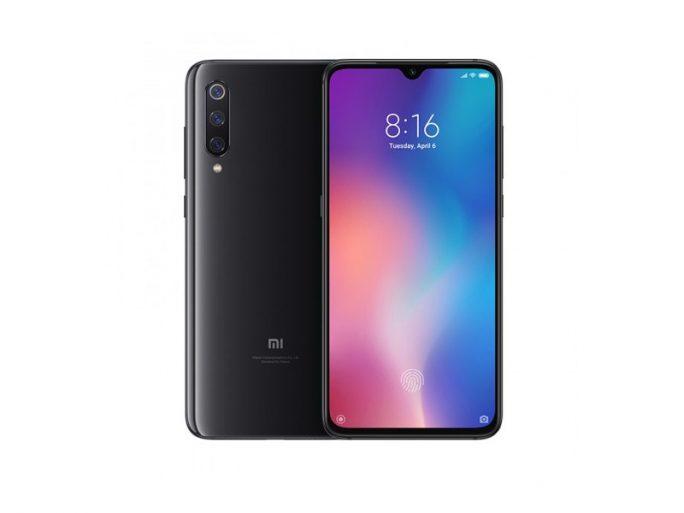 Xiaomi Mi 9 in Schwarz (Bild: Xiaomi)