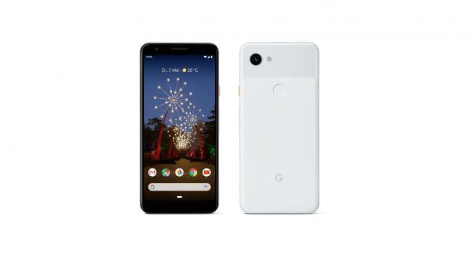 Pixel 3a (Bild: Google)