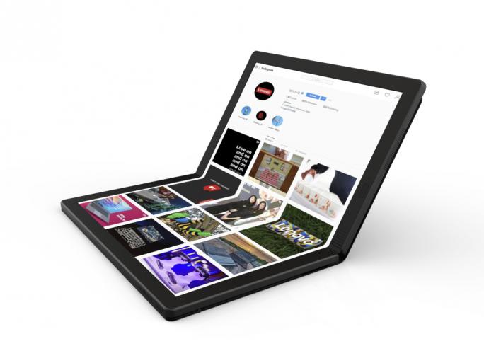 Foldable PC (Bild: Lenovo)