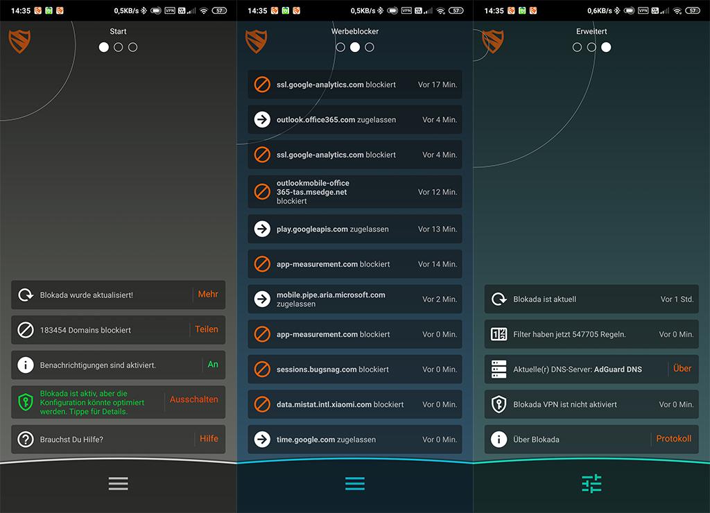 Blokada v4 verfügbar: Systemweiter Schutz vor Tracking und Anzeigen