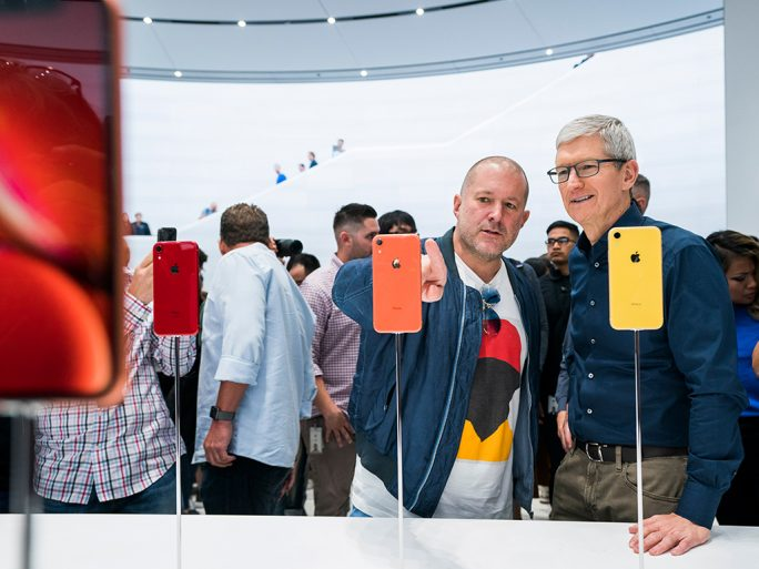 Jony Ive verlässt Apple (Bild: Apple)