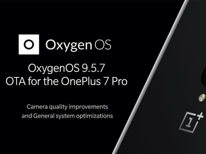 Update für OnePlus 7 Pro (Bild: OnePlus)