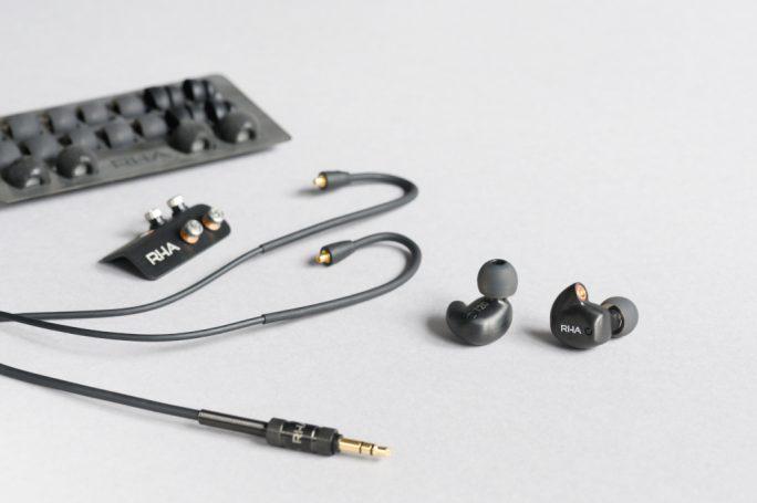 RHA T20 Wireless: MMCX-Kabel (Bild: RHA)