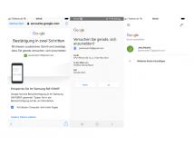 Google weitet in Android integrierten Sicherheitsschlüssel auf iOS-Geräte aus