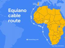 Google verbindet Europa und Afrika mit Unterseekabel