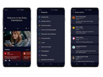 Samsung eröffnet Bixby Marketplace