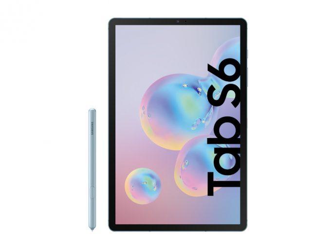 Galaxy Tab S6 (Bild: Samsung)