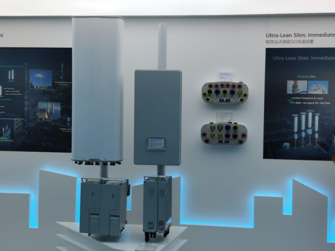 Britische Provider setzen beim 5G-Ausbau auf Technik von Huawei (Bild: ZDNet.de)