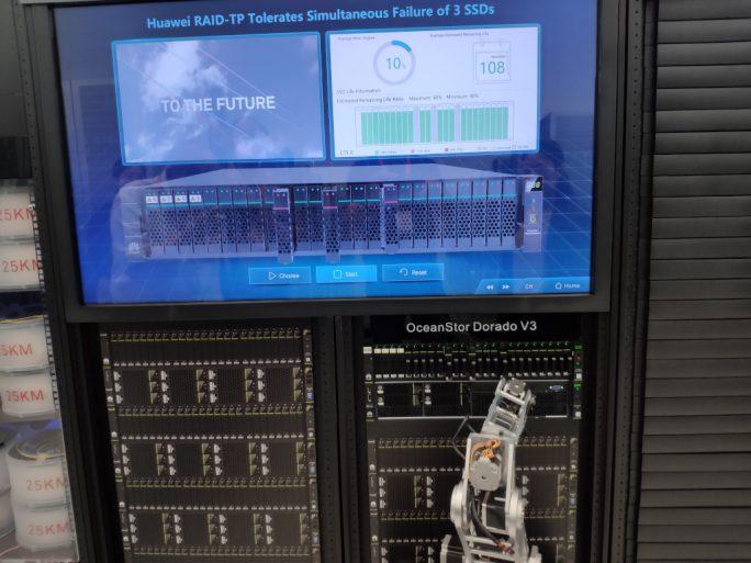 Huawei: Enterprise (Bild: ZDNet.de)