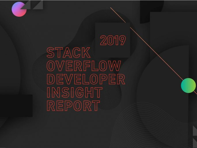 Stack Overflow: Entwicklerstudie 2019 (Screenshot: ZDNet.de)