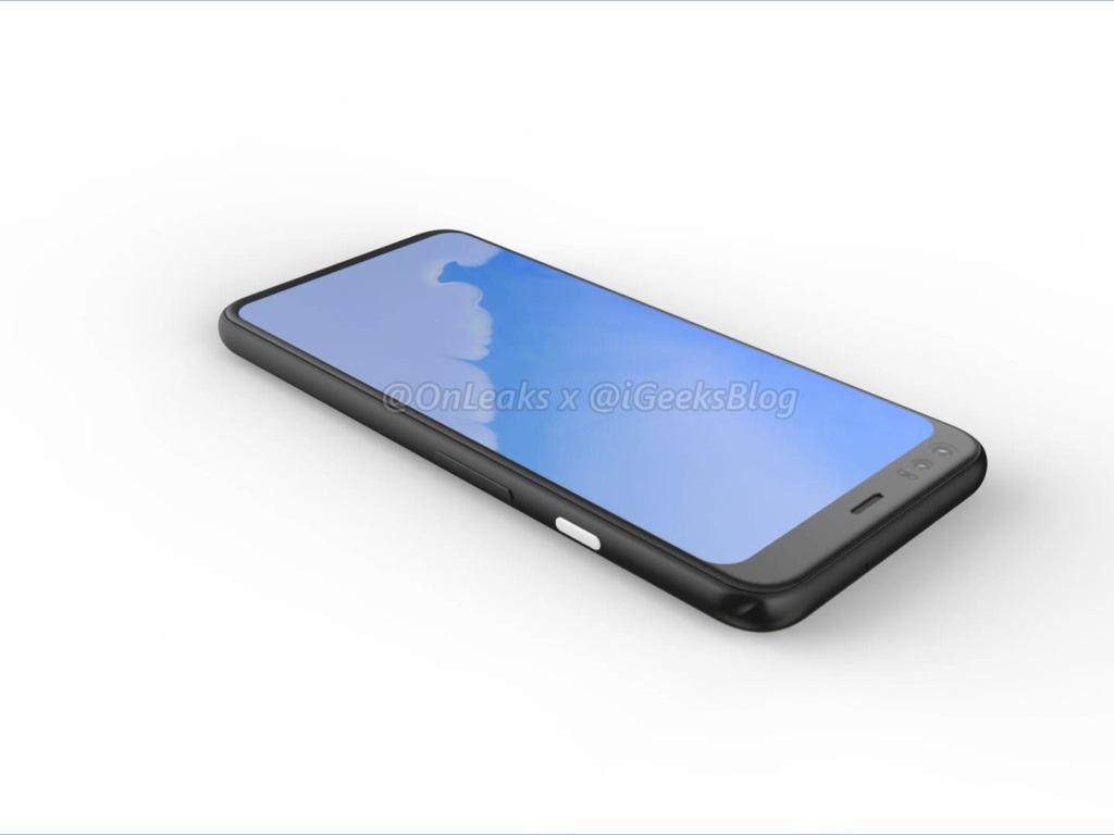 Bericht: Google Pixel 4 kommt mit neuen Sensoren und verzichtet auf Notch