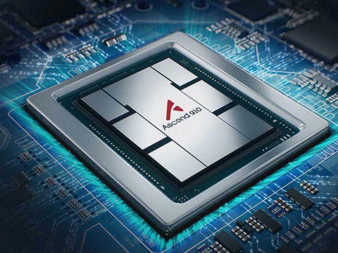 Ascend 910 (Bild: Huawei)