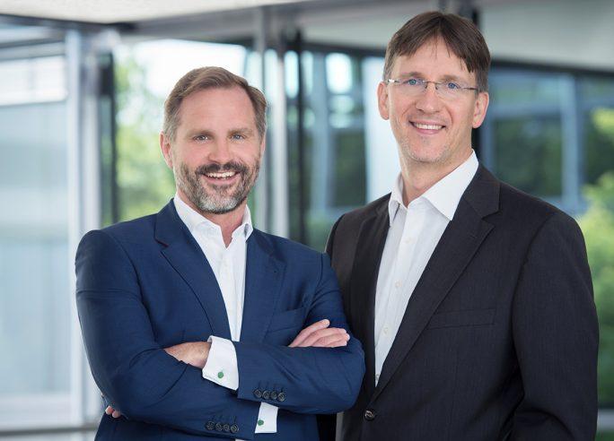 Das Management-Team der maihiro products GmbH: Francisco Baraona (l.) und Szabolcs Veres (r)(Foto: maihiro)