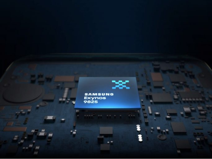 Exynos 9825 7nm (Screenshot: ZDNet.de)
