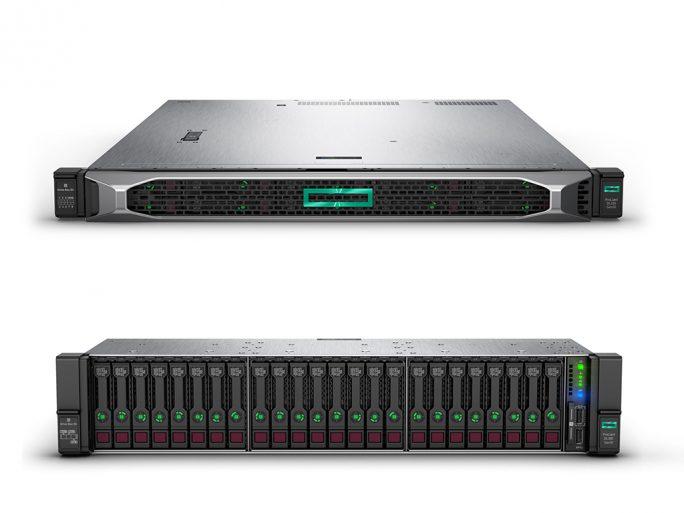 HPE DL325 und DL385 stellen neuen Rekorde auf (Bild: HPE)