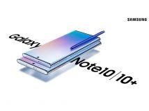 Galaxy Note 10 mit 6,3 und 6,8-Zoll großen Displays erhältlich