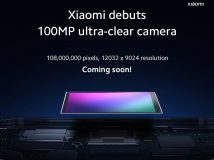 Xiaomi kündigt Smartphone mit 108-Megapixel-Sensor an