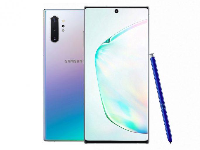 Galaxy Note 10+ (Bild: Samsung)