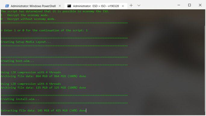 ESD-Decrypter-Tool (Screnshot: ZDNet.de)