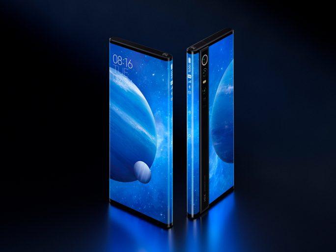 Xiaomi Mi MIX Alpha (Bild: Xiaomi)