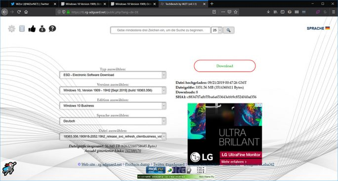 TechBench by WZor (Screenshot: ZDNet.de)