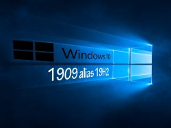 Windows 10 1909 alias 19H2 (Bild: ZDNet.de)