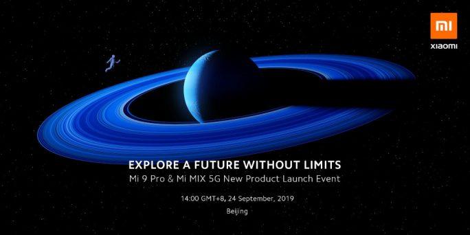 Xiaomi Mi MIX 5G 24 September (Bild: Xiaomi)