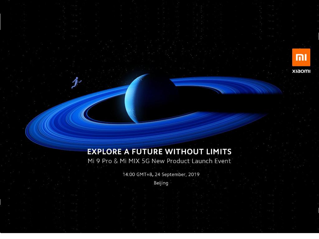 Livestream: Xiaomi Mi MIX Alpha und Mi 9 Pro 5G