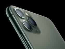 iPhone 11 Pro mit Triple-Kamera (Bild: Apple)