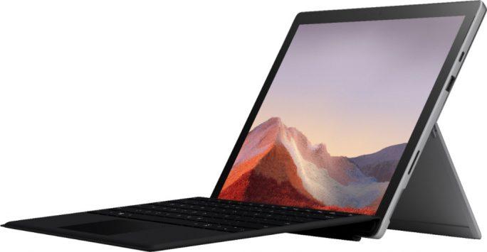 Surface Pro 7 (Bild: Microsoft, Evleaks)
