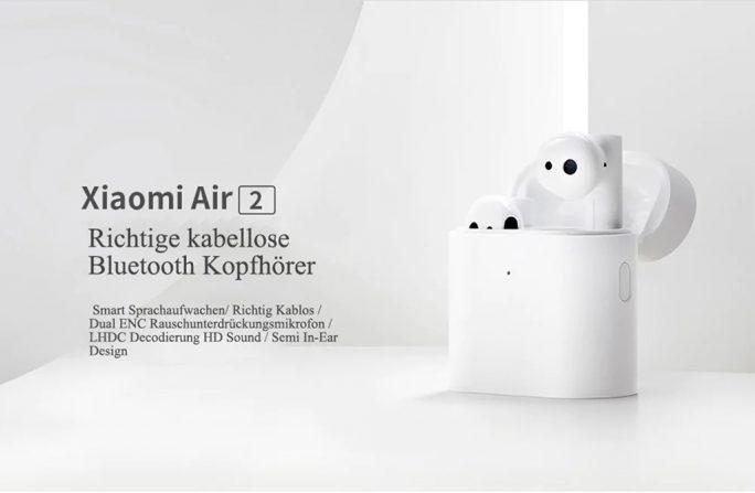 Xiaomi Air 2 mit LHDC-Support (Screenshot: ZDNet.de)