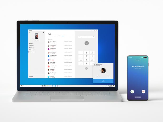 Ihr Smartphone App (Bild: Microsoft)