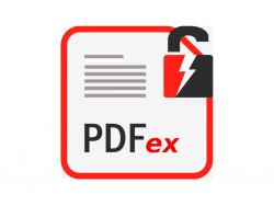 PDFex (Bild: Ruhr-Universität Bochum)