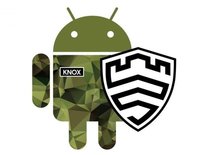 Hochsicheres Android (Bild: Samsung)