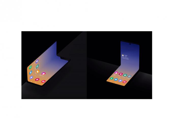 Foldable-Konzept (Bild: Samsung)
